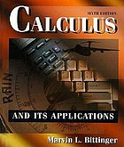 Calculus : a modeling approach