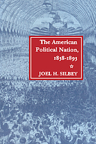 The American political nation, 1838-1893