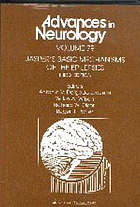 Jasper's Basic mechanisms of the epilepsies : molecular and cellular approaches