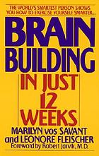 Brain building : exercising yourself smarter
