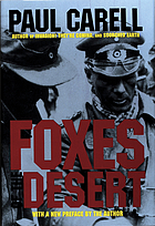 Foxes of the desert : the story of the Afrika Korps