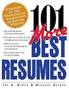 101 more best resumes