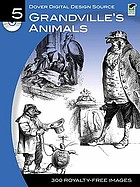 Grandville's animals, the world's vaudeville