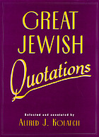 Great Jewish quotations
