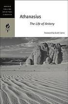 The life of Saint Antony