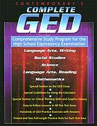 Contemporary's complete GED