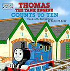 Thomas, the tank engine : counts to ten