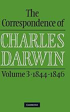 The correspondence of Charles Darwin :