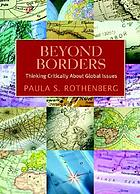 Beyond borders : thinking critically about global issues