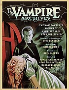 The vampire archives : the most complete volume of vampire tales ever published