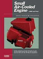 Small air-cooled engine service manual