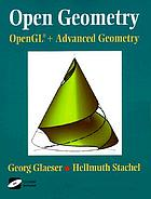 Open geometry : OpenGL + advanced geometryOpen geometry OpenGL advanced geometry