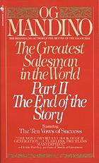 The greatest salesman in the world. featuring the ten vows of success