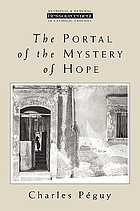 The portico of the mystery of the second virtue