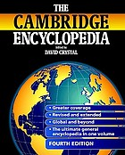 The Cambridge encyclopedia