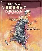 Ella's big chance : a Jazz-Age Cinderella
