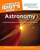 The complete idiot's guide to astronomy