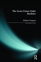 The Soviet Union under Brezhnev