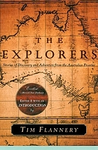 The explorers : stories of discovery and adventure from the Australian frontier