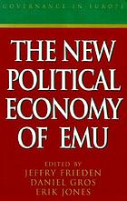 The new political economy of EMU