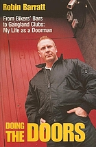 Doing the doors : a life on the door