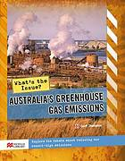 Australia's greenhouse gas emissions