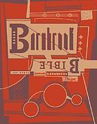 Barnbrook Bible : the graphic design of Jonathan Barnbrook
