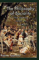 The philosophy of sociality : the shared point of view