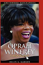 Oprah Winfrey : a biography