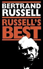 Bertrand Russell's best; silhouettes in satire