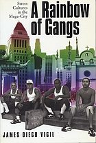 A rainbow of gangs : street cultures in the mega-city
