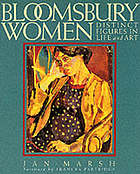 Bloomsbury women : distinct figures in life and art