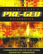 Contemporary's pre-GED mathematics