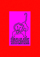 Fables of Æsop