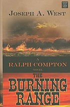 The burning range : a Ralph Compton novel