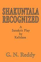 Abhijn̄āna-Sakuntala
