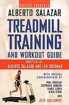 Treadmill training and workout guide