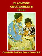 Blackfoot craftworker's book