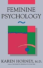 Feminine psychology : [papers]