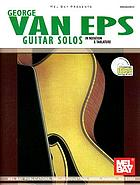 Mel Bay presents Guitar solos : in notation and tablature