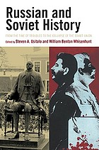 Russian and Soviet history : from the Time of Troubles to the collapse of the Soviet Union