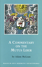 A commentary on the Mutus liber