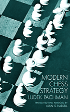 Pachman's modern chess strategy