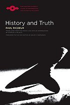 History and truth; [essays]