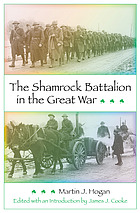 The Shamrock Battalion in the Great WarThe Shamrock Battalion in the Great War