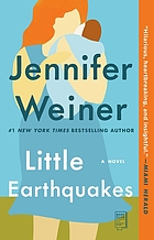 Little earthquakes : a novel
