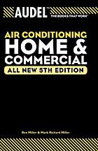 Air conditioning : home and commercial