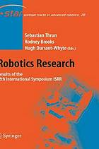 Robotics research : results of the 12th International Symposium ISRR