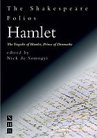 Hamlet : the tragedie of Hamlet, Prince of Denmarke : the first folio of 1623 and a parallel modern edition