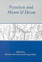 Pynchon and Mason & Dixon